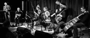 Heiner_Rennebaum_Doppelquartett_Jazz-Schmiede-bw
